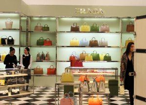 Some prefer Prada